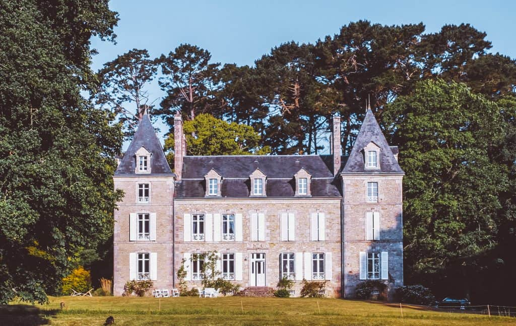 Château de Penfrat is one of the loveliest Chateau hotels in France