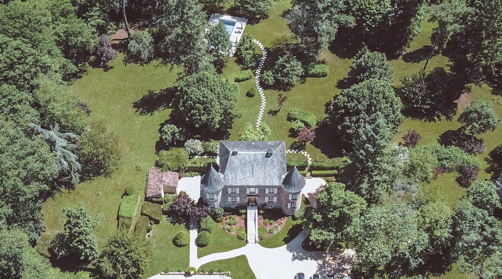 Best Chateaux hotels in France - Château de Maraval