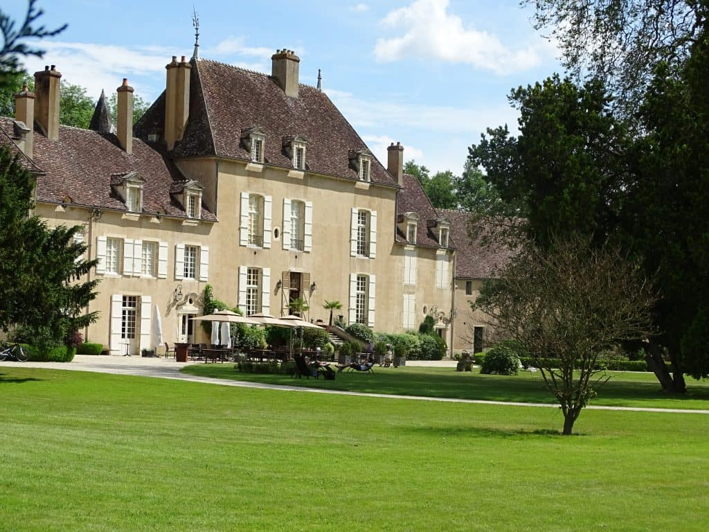 Château de Vault de Lugny is one of the most beautiful chateau hotels in France