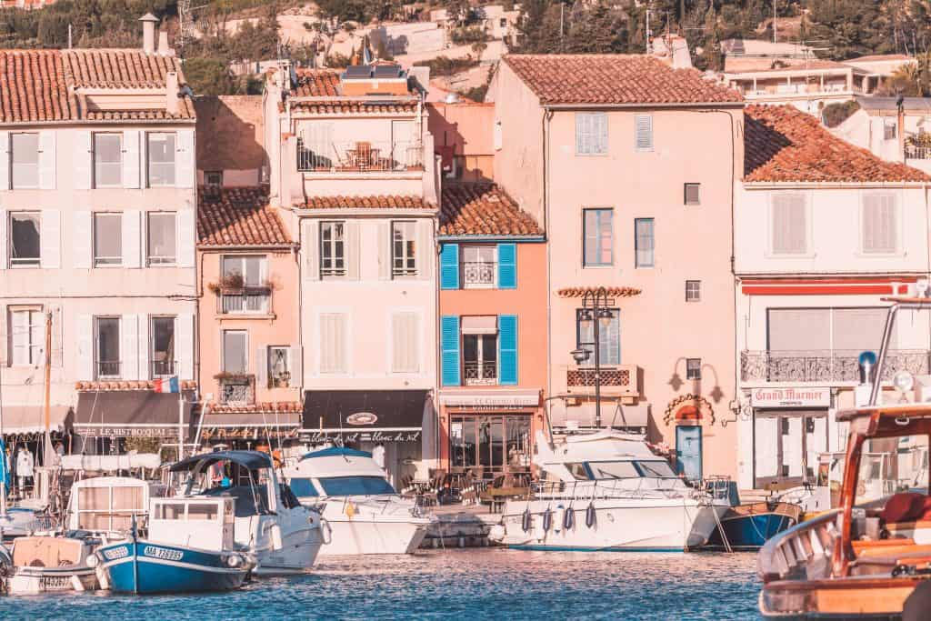 The village of Cassis is one of the best day trips from Marseille.