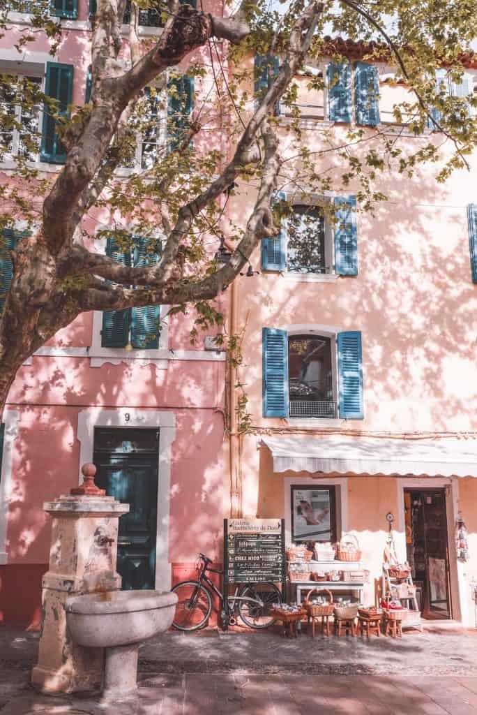 Sanary-sur-Mer, Provence, France