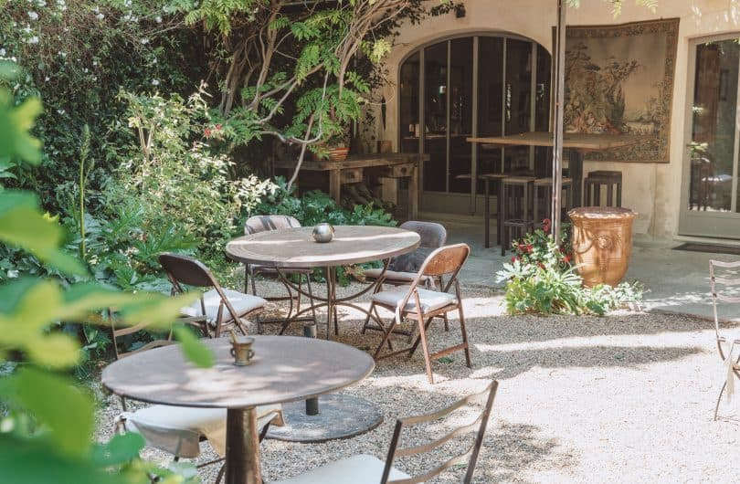 Les Jardins de Baracane, Accommodation in Provence