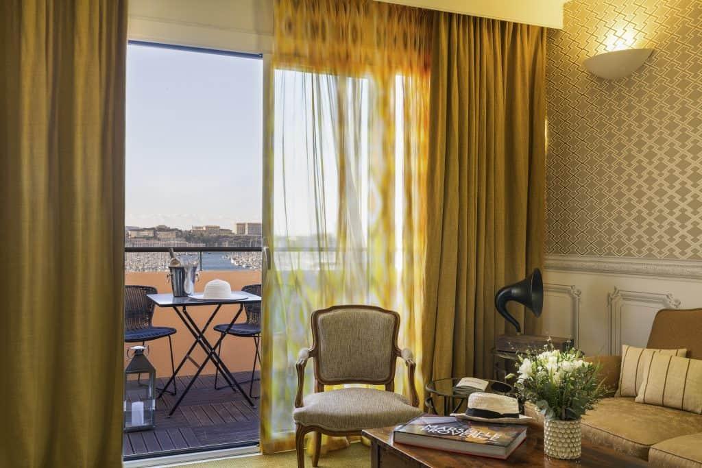 Grand Hotel Beauvau Marseille Vieux Port – 4* Hotel in Marseille