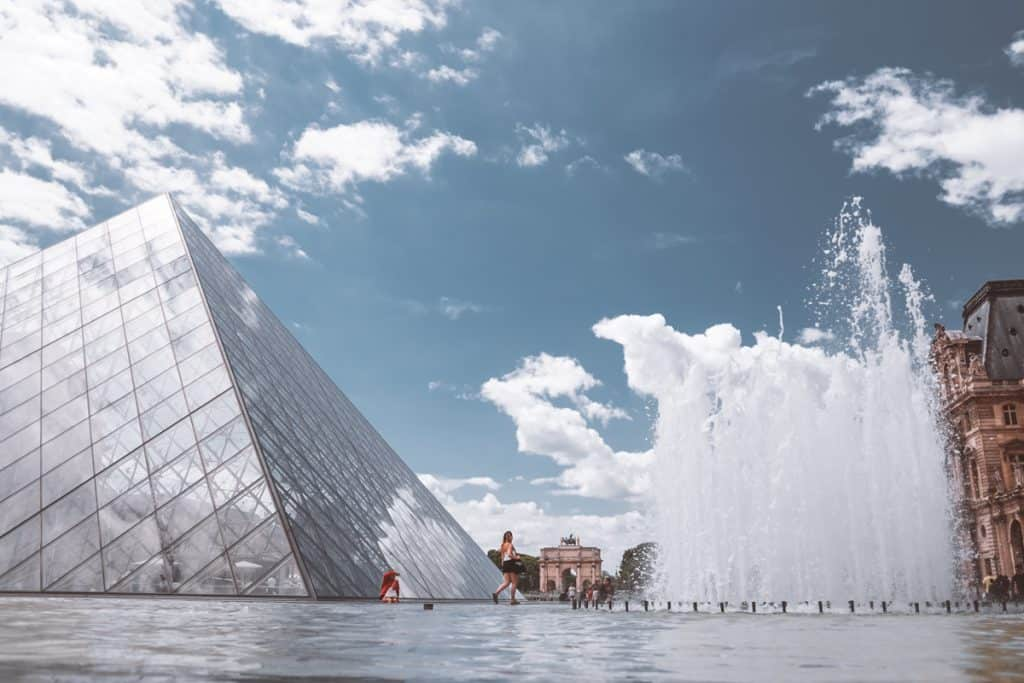 Visiting the Louvre should be on your Paris itinerary.