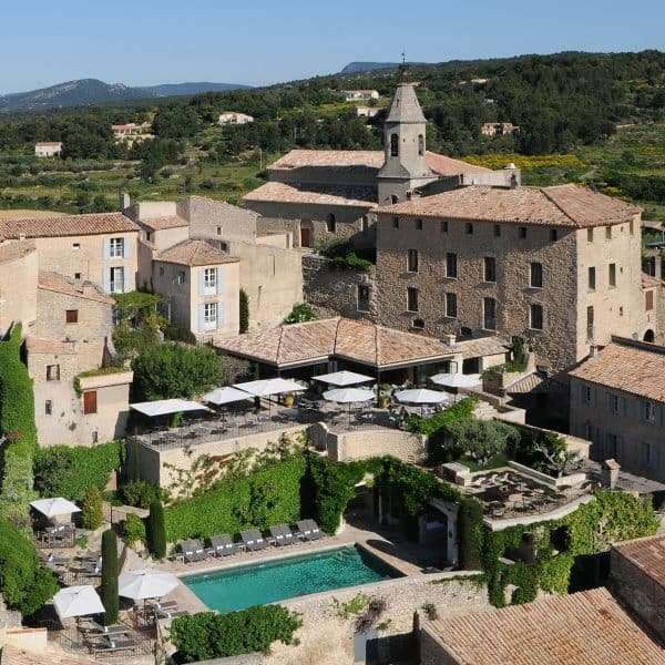 Hotel Crillon le Brave - Luxury Hotel in Provence, France
