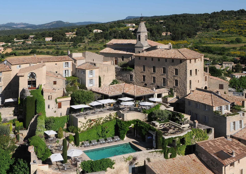 Hotel Crillon le Brave - Luxury Hotel in Provence, France