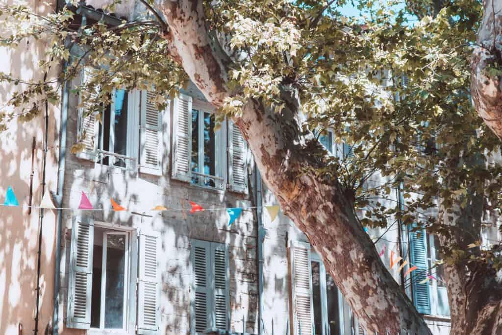 rue des Teinturiers, Avignon, France