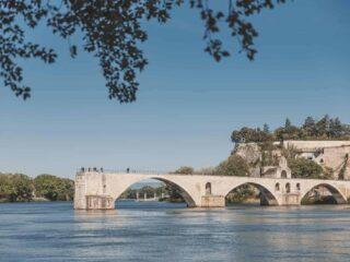 Pont d'Avignon, Provence, France