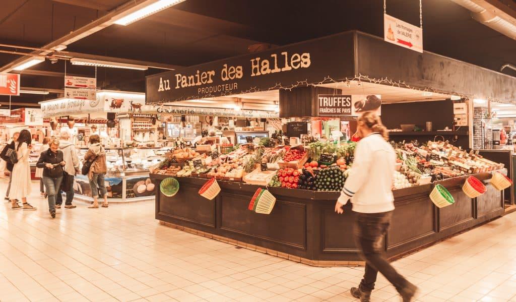Les Halles, Avignon, France