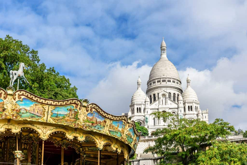 Montmartre tour with kids in Paris