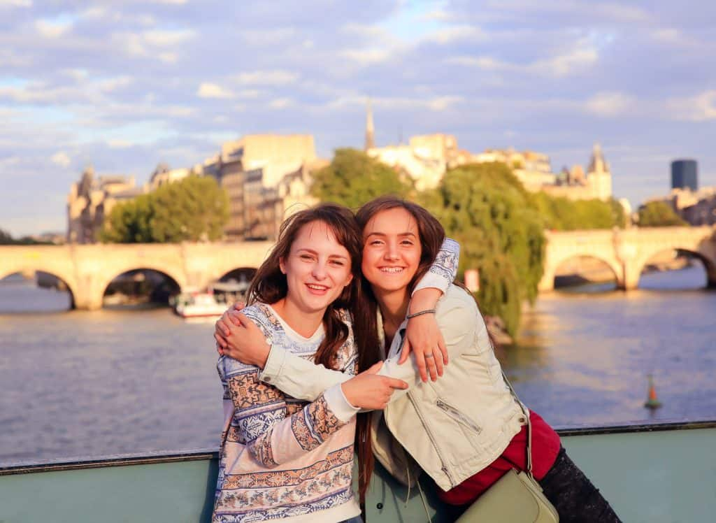 Visiting Paris with a Teenager