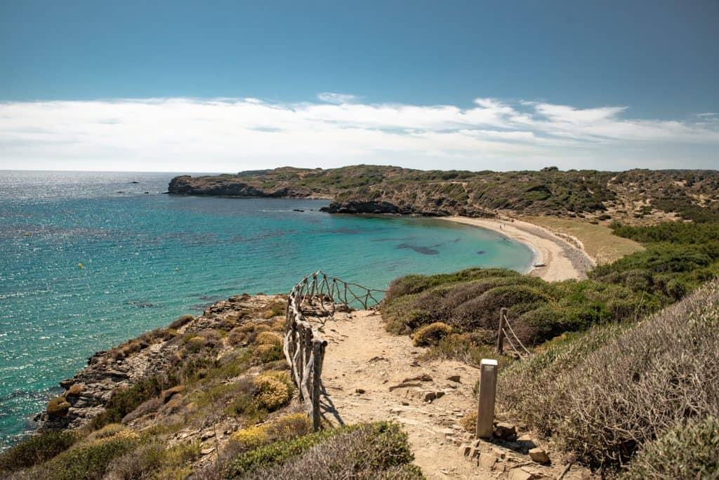 Platja d'en Tortuga, Menorca, Spain