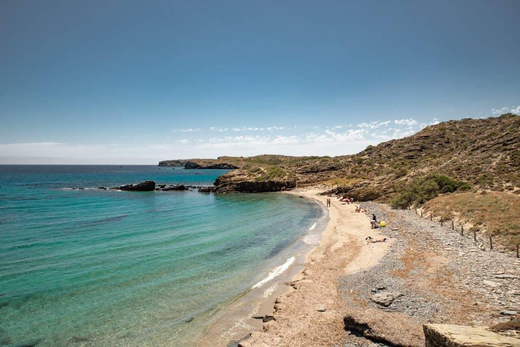 Cala Presili, Menorca, Spain