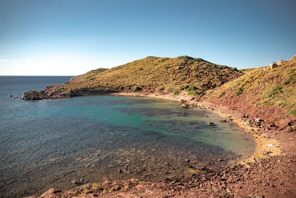 Cavalleria Beaches, Menorca, Spain