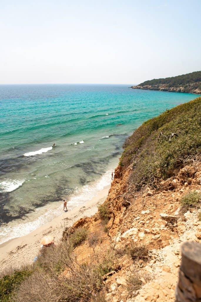 Platja de Binigaus, Menorca, Spain