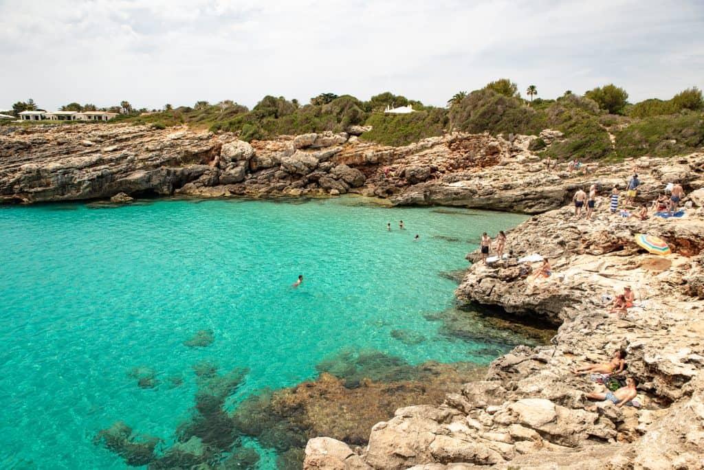 Calo Blanc, Menorca, Spain