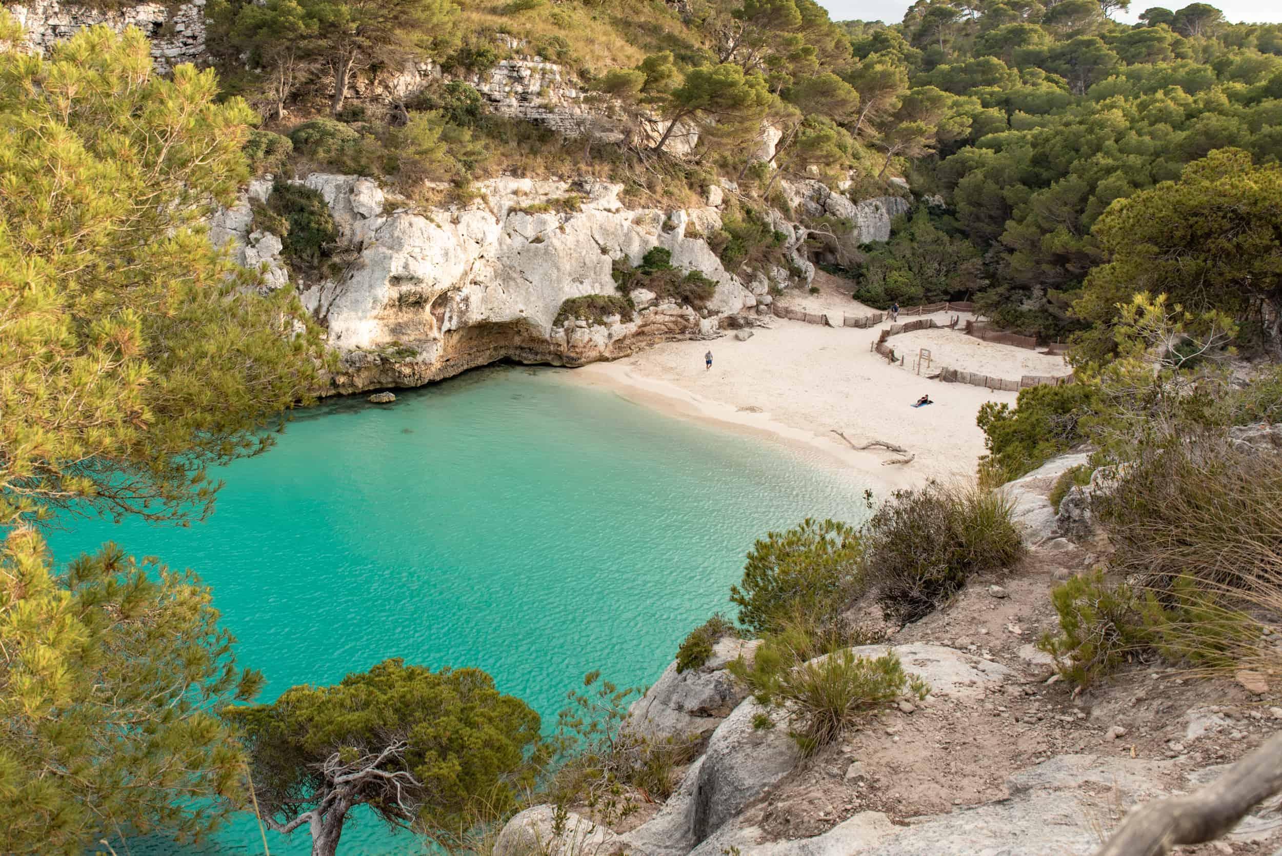Exploring Menorca's Hidden Beaches