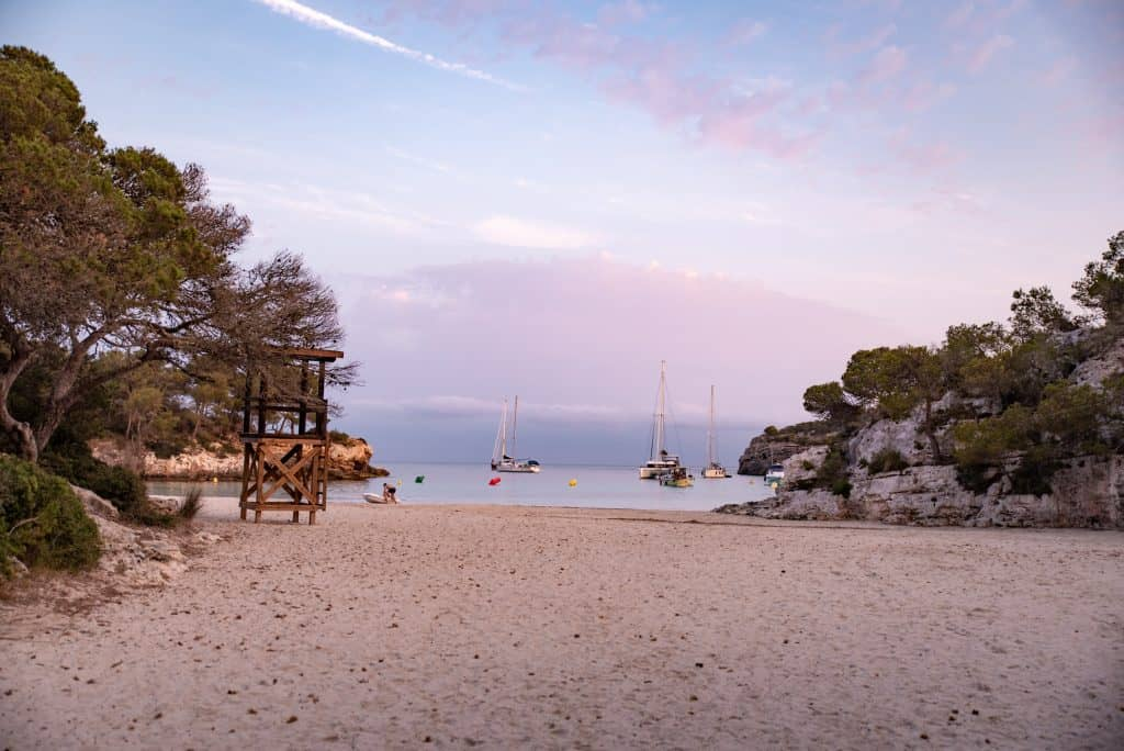 Cala en Turqueta, Menorca, Spain