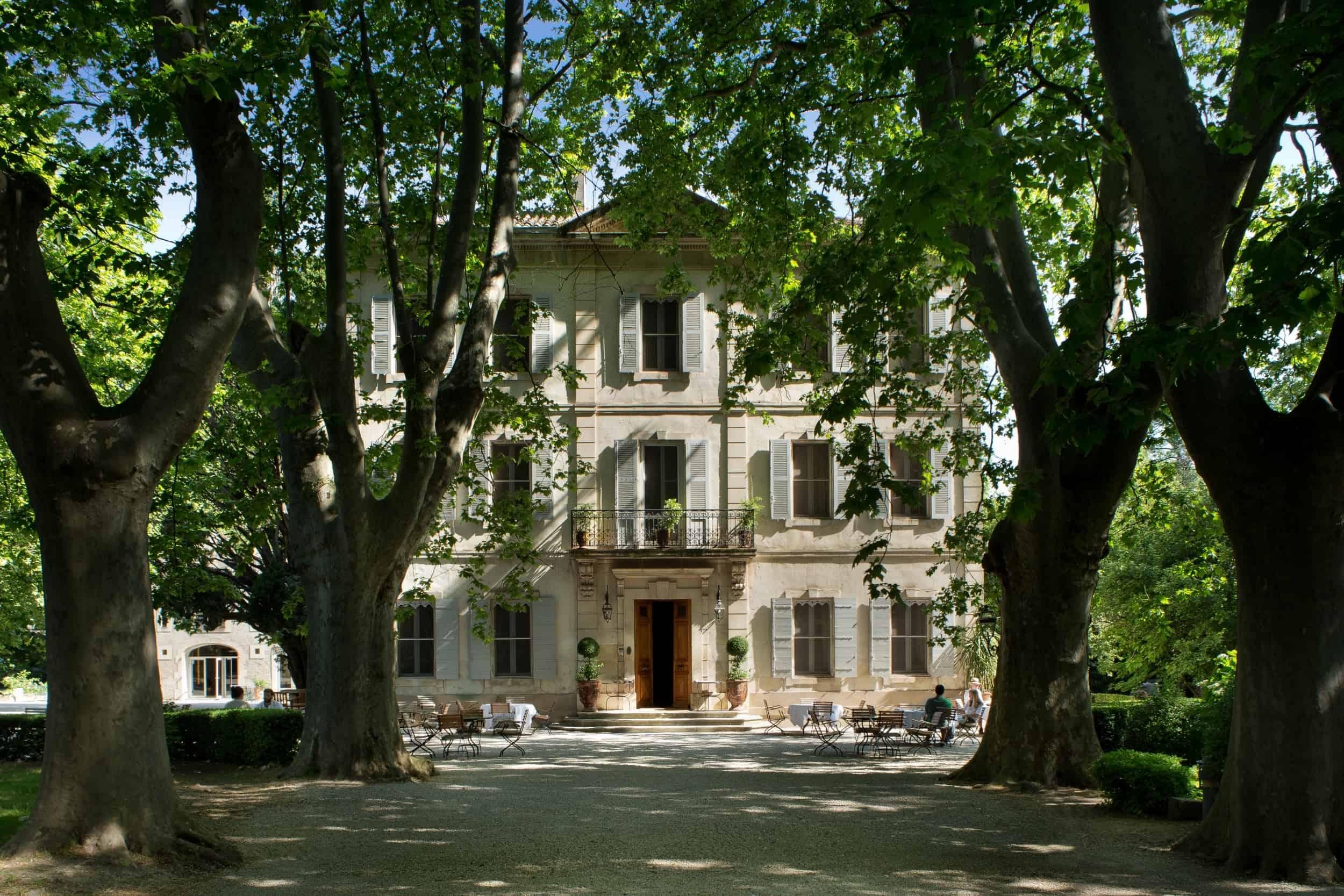 Château Des Alpilles Luxury Hotel Near Saint Rémy De
