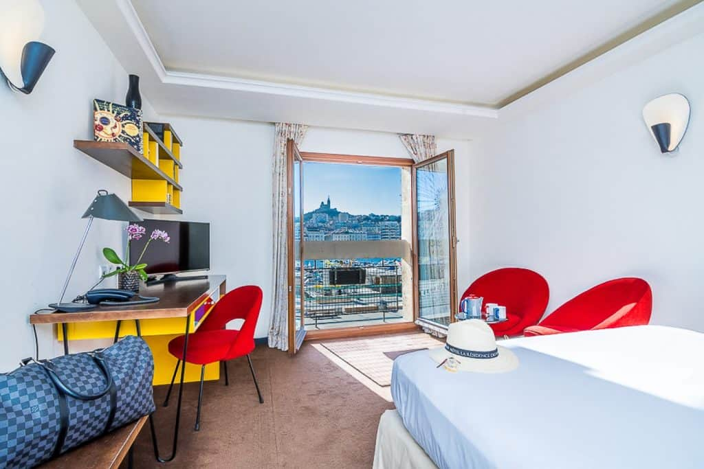 La Residence Du Vieux Port - Centrally Located Hotel in Marseille
