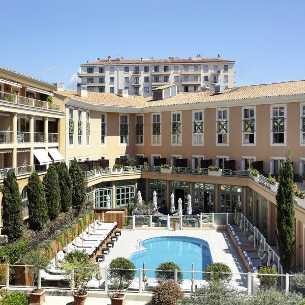 Grand Hôtel Roi René - Central Aix-en-Provence Hotel