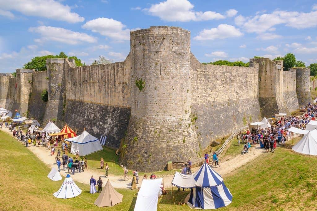 Provins Medieval Festival in France