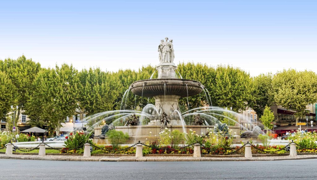 Best Hotels in Aix en Provence France