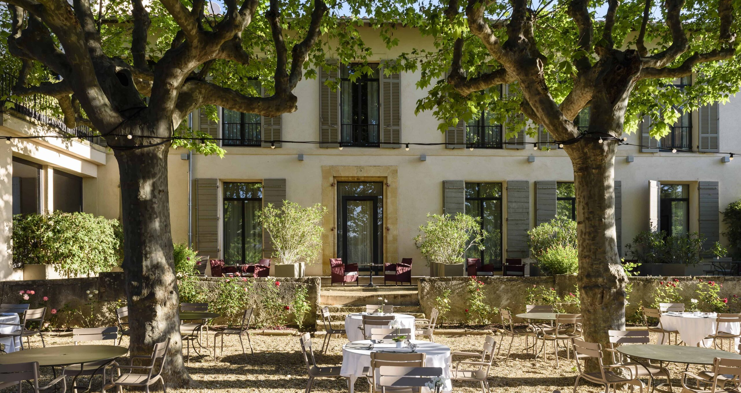 Les Lodges Ste Victoire - Hotel in Provence