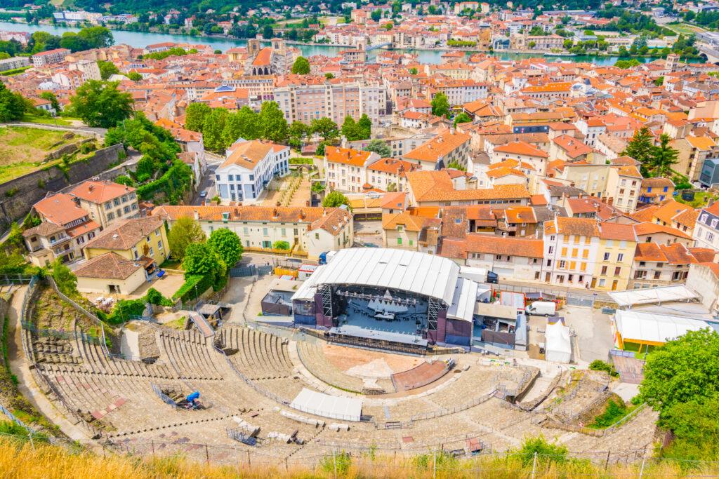 Vienne Jazz festival in France