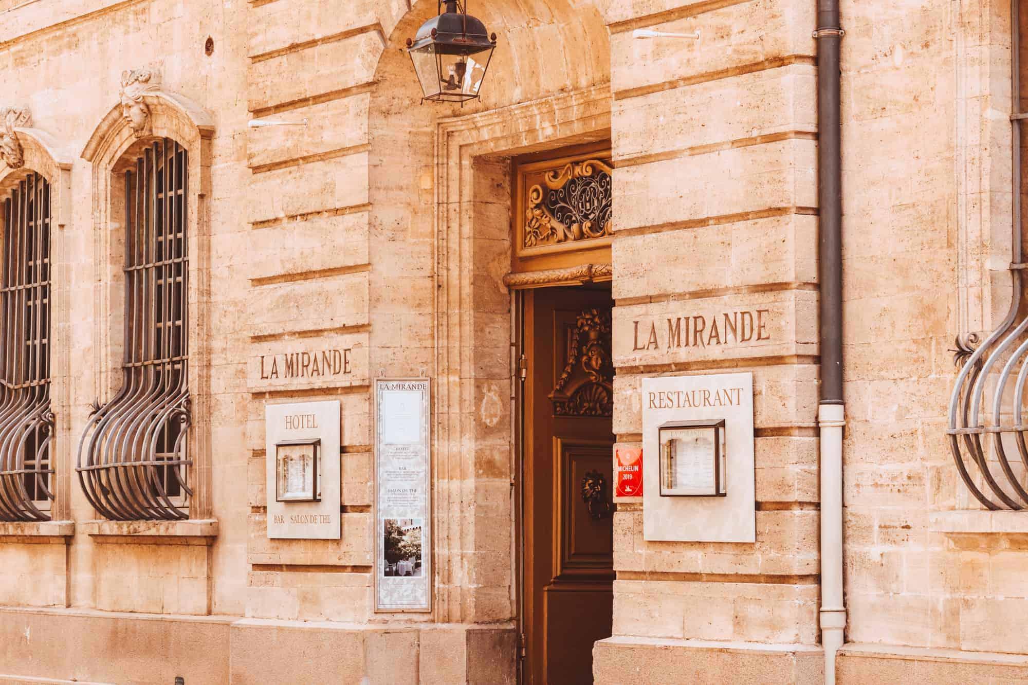 La Mirande - Boutique Hotel in Avignon