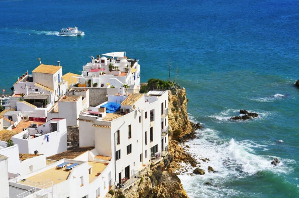 Ibiza Island in Spain