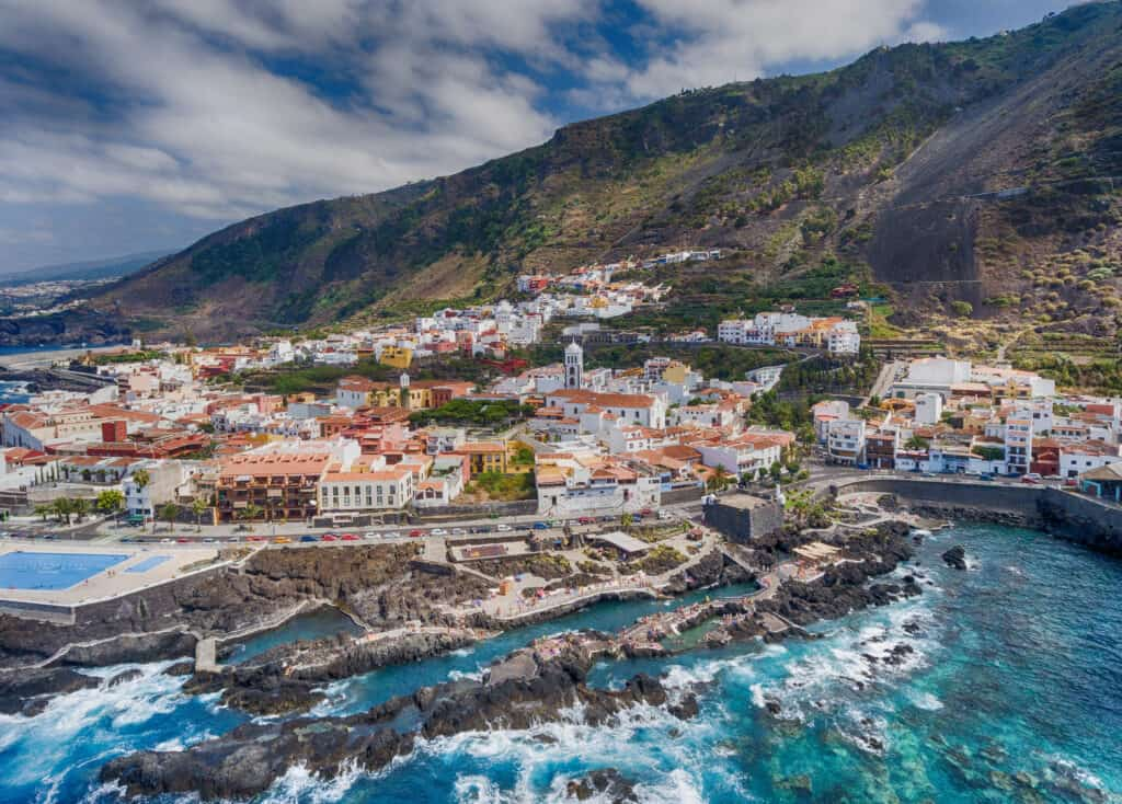 Tenerife is one of the most popular Spanish Islands