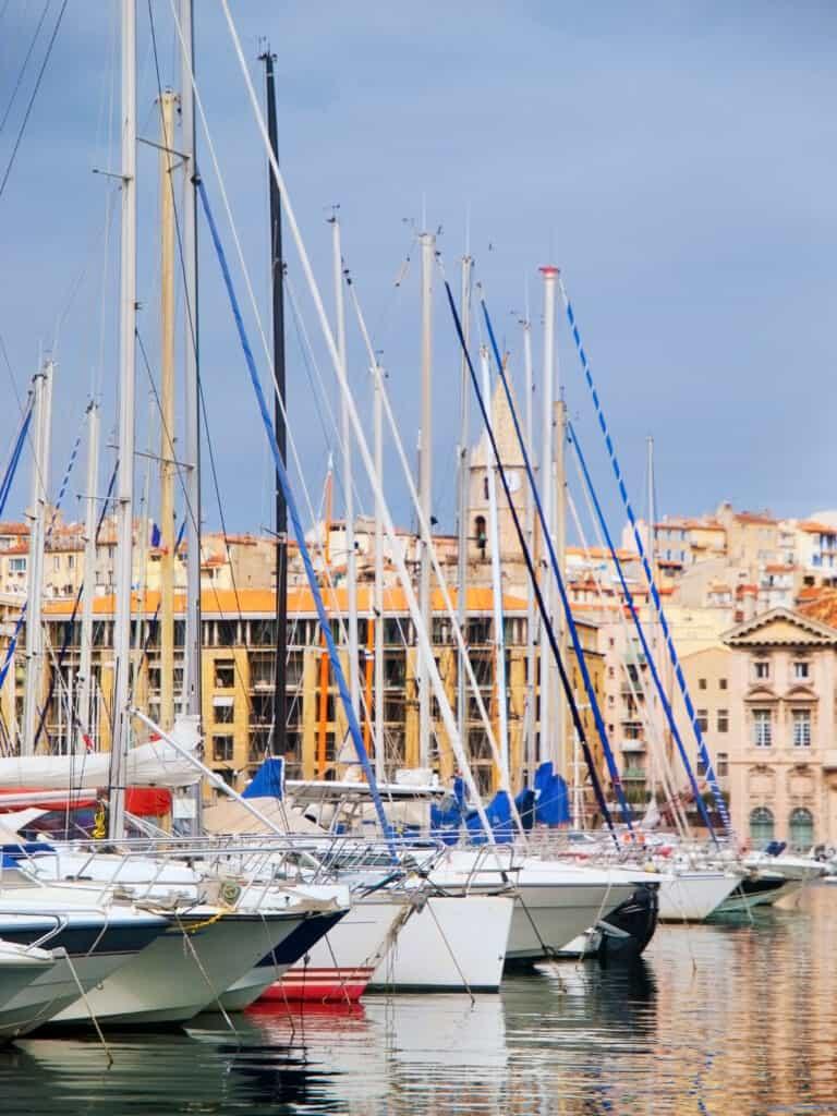 Le Vieux Port, Marseille