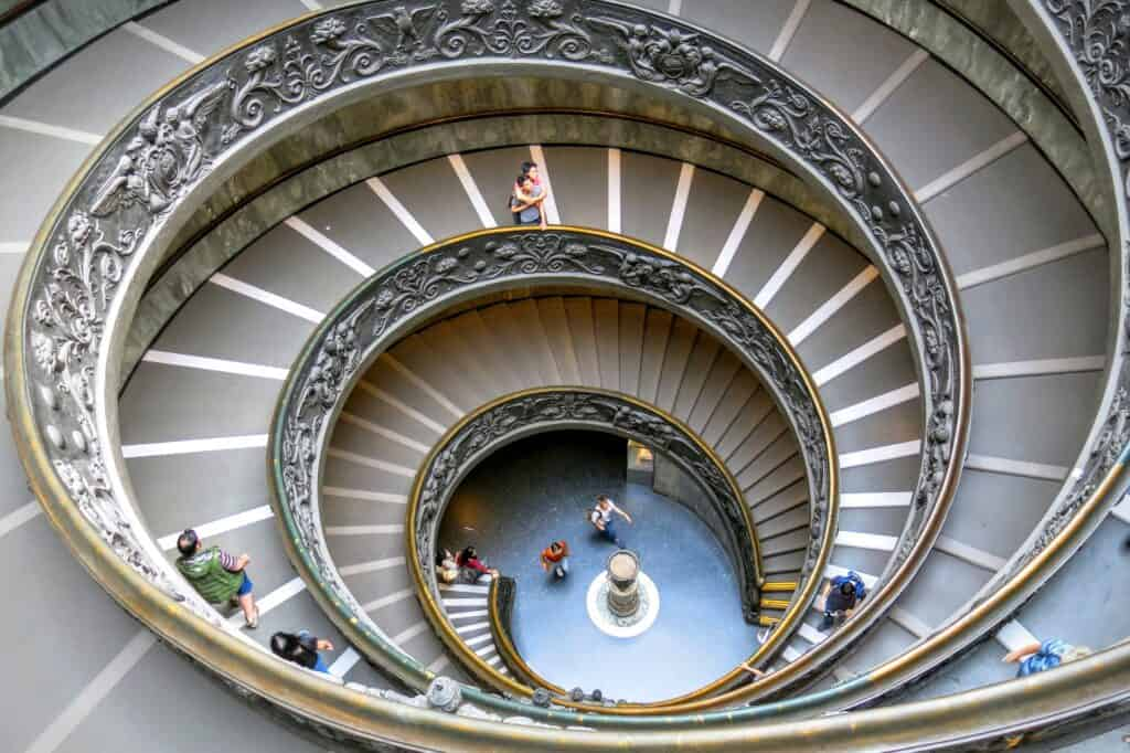 Vatican Museums are a must-do in Rome, Italy