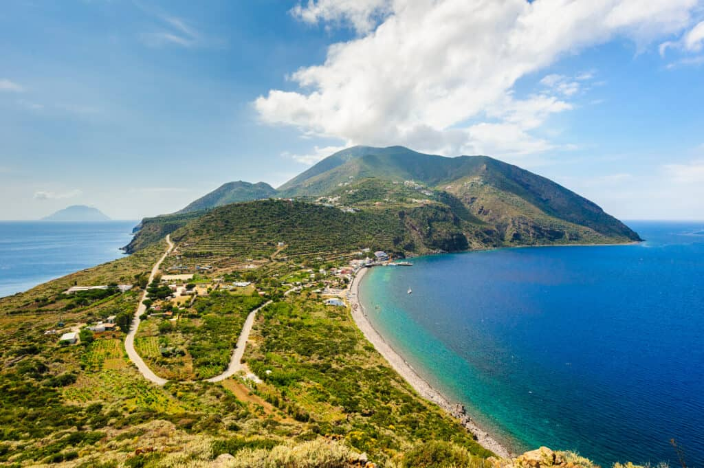 Filicudi is a beautiful Italian Island