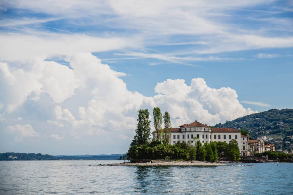 The Borromean Islands are among the most beautiful islands in Italy