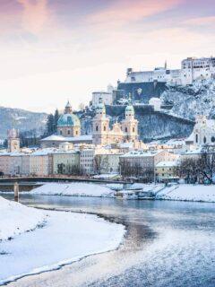 Salzburg, Austria - A beautiful city to visit in December