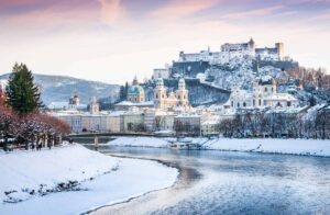 Salzburg, Austria - A beautiful city to visit in December