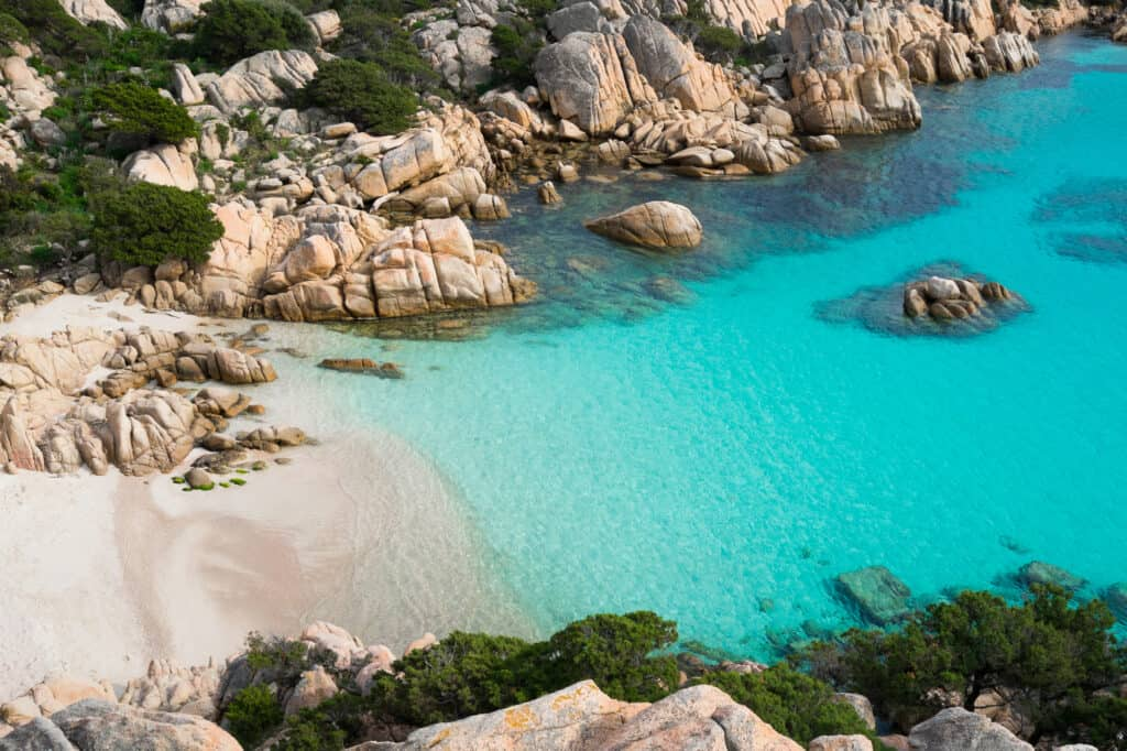 Capraia is one of Italy's most beautiful islands.