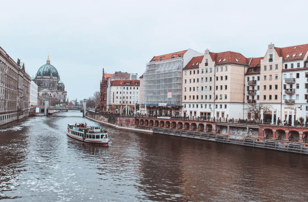 Berlin is one of the most popular cities to visit in Europe in December.