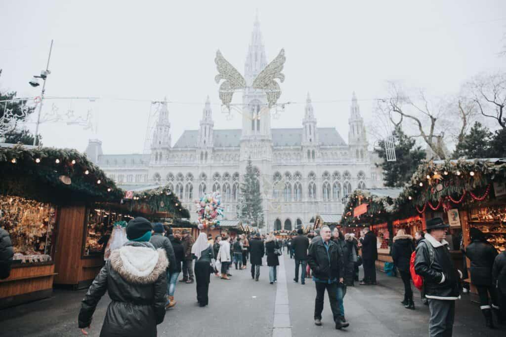 Vienna - Europe in December