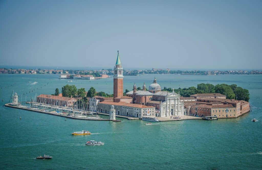 The incredibly beautiful islands of Venice, Italy