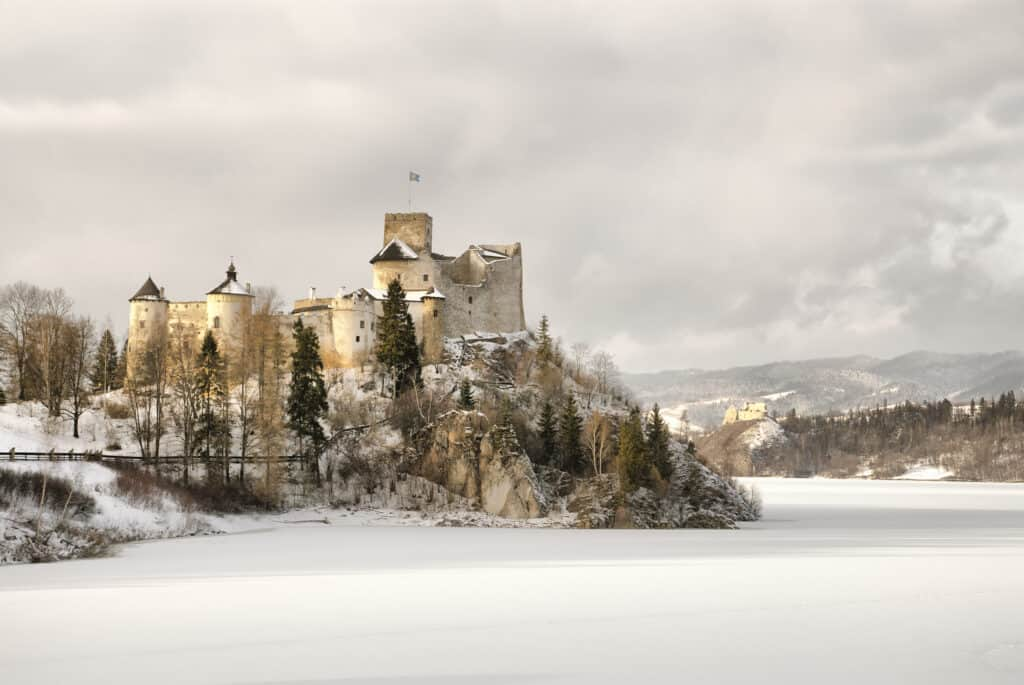 Best places to visit in Europe in January