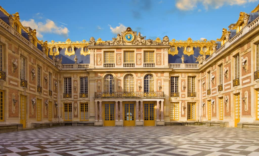 Versailles is one of the most iconic historic places in France