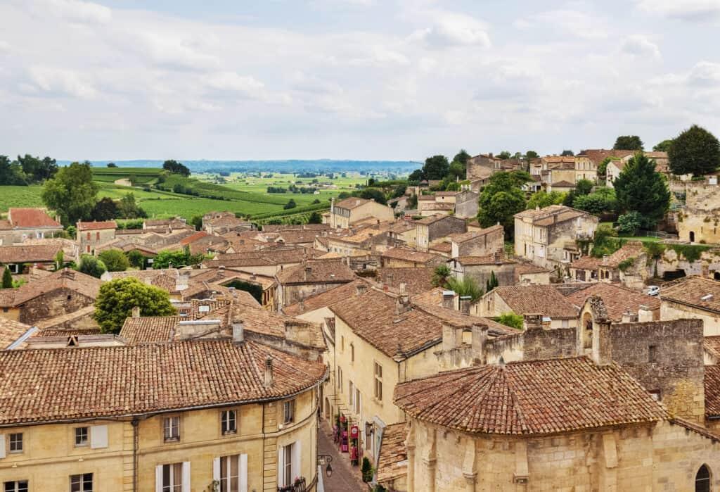 Jurisdiction of Saint-Émilion, Bordeaux is a stunning historical place in France