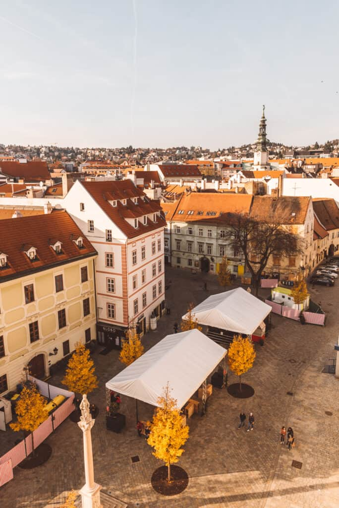 Things to do in Bratislava in one day.