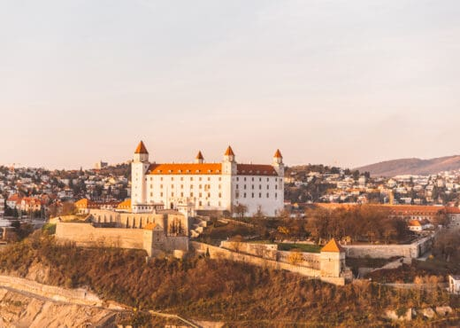 Bratislava in One Day - How to plan a Vienna to Bratislava Day Trip