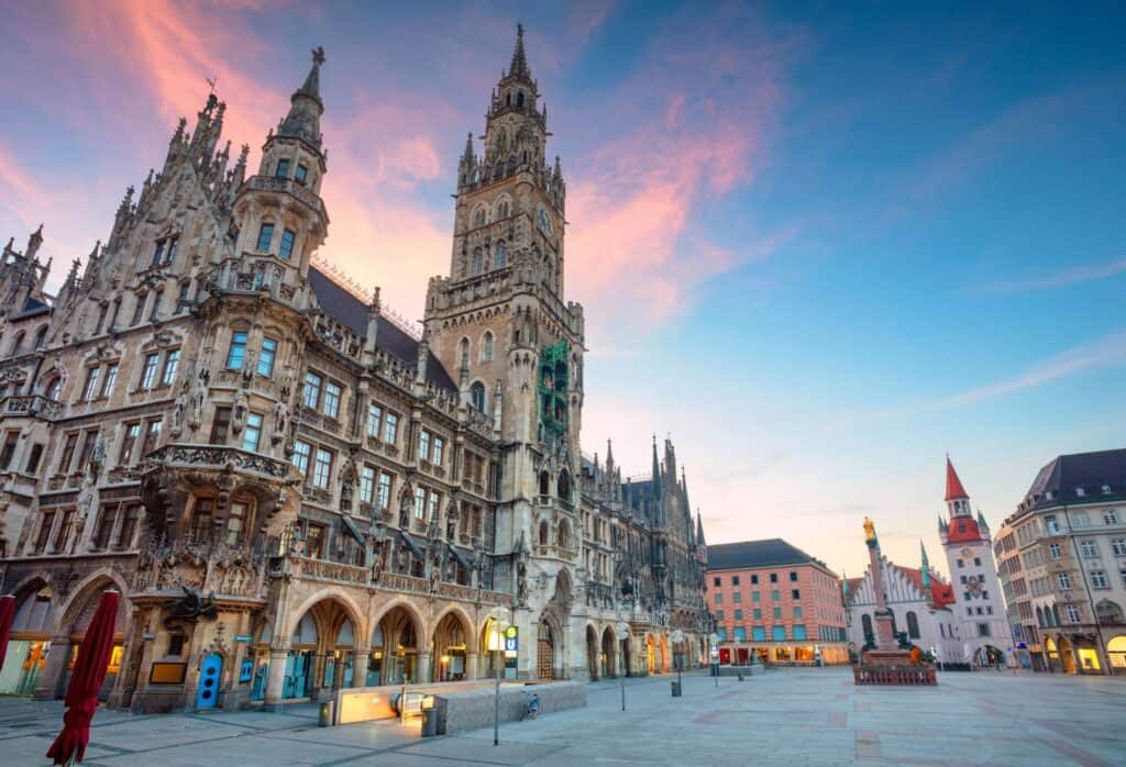 Munich, Germany, is one of the best places to visit in March in Europe