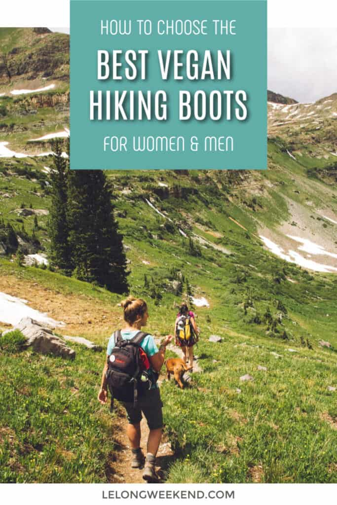Read our thorough comparison of the best vegan hiking boots for both men & women. Whether or not you're an experienced hiker, find the right vegan hiking shoes here.