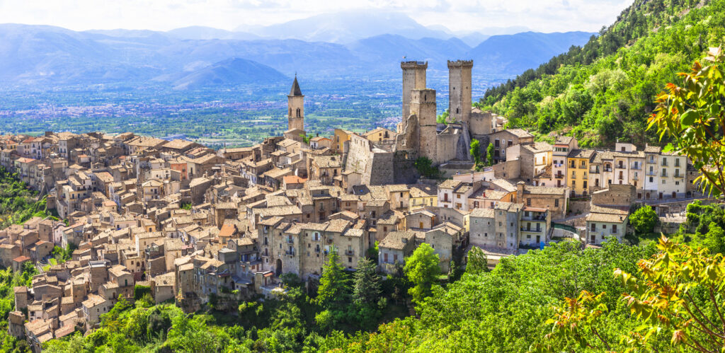 Abruzzo, Italy is one of the best places to visit in Europe in May